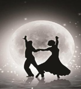 Dancing Under The Stars - Picture