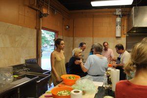 Cooking Class - Pasta, Pasta, Pasta - June 1, 2016 (1)
