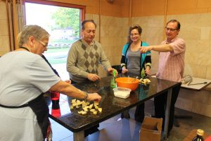 Cooking Class - Pasta, Pasta, Pasta - June 1, 2016 (10)