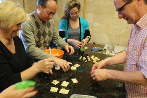 Cooking Class - Pasta, Pasta, Pasta - June 1, 2016 (23)