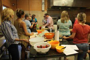 Cooking Class - Pasta, Pasta, Pasta - June 1, 2016 (24)