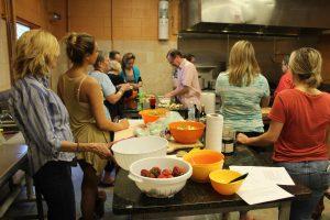 Cooking Class - Pasta, Pasta, Pasta - June 1, 2016 (25)