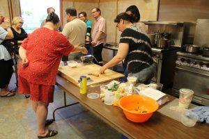 Cooking Class - Pasta, Pasta, Pasta - June 1, 2016 (7)