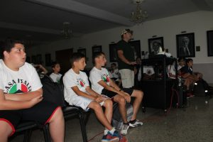 Day 4 - Summer Camp 2016 - June 23 (24)