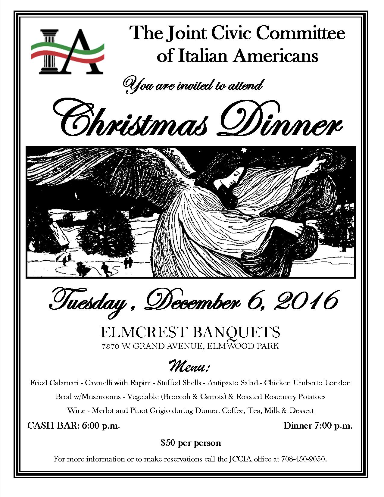 Casa Italia Chicago   Joint Civic Committee of Italian Americans ...